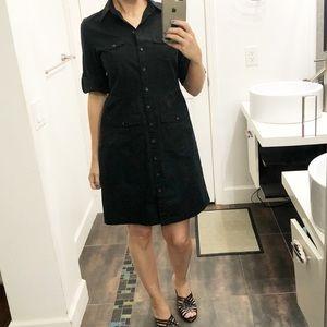 Beautiful MERONA button down dress size Small